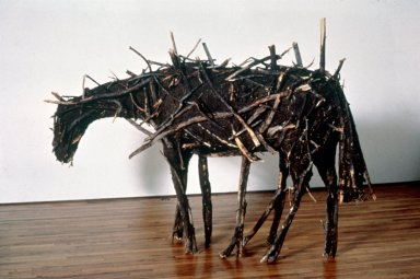 Untitled (Standing Horse)