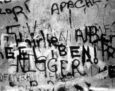 Graffiti-Nigger