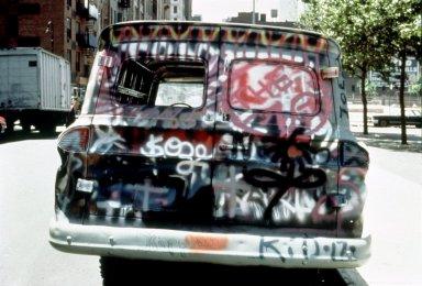 Graffiti Wagon