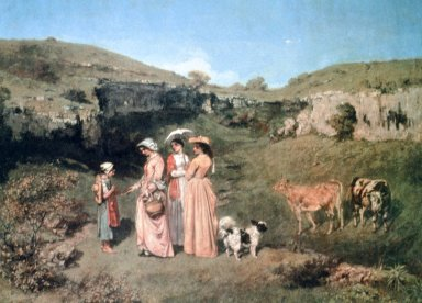Young Women from the Village
