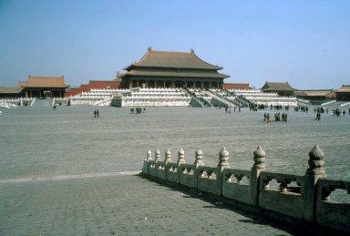 Forbidden City: Hall of Supreme Harmony (Taihedian)