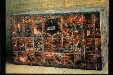 Chest with Animal Motif