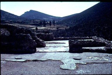 Mycenae: Palace