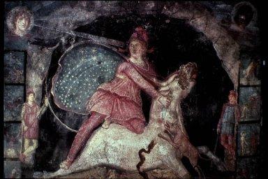 Mithras Sacrificing Bull