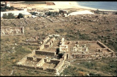 Byblos: Temple Ruins