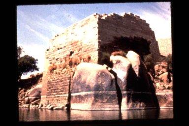 Geziret Aswan: Mole