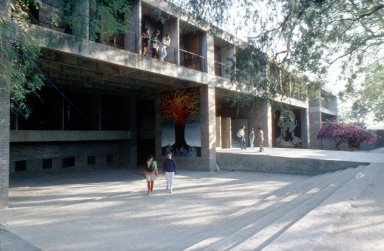 Centre for Environmental Planning and Technology, School of Architecture