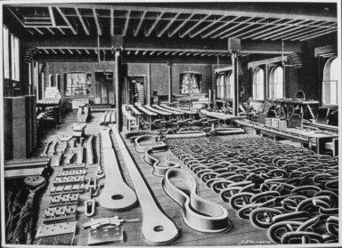 David Kirkaldy's Museum of Fractures