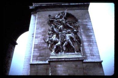 Arc de Triomphe: La Marseillaise