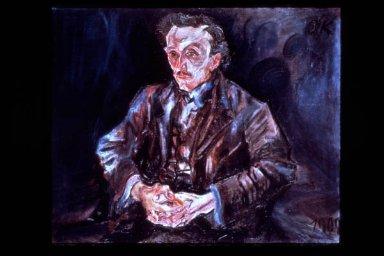 Portrait of Adolf Loos