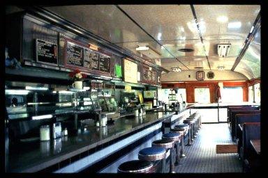 Libby's Blue Line Diner