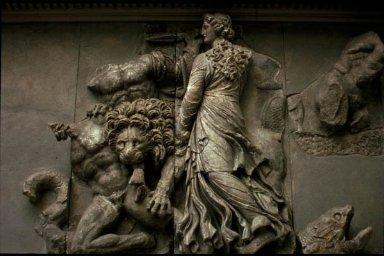 Pergamon: Altar of Zeus