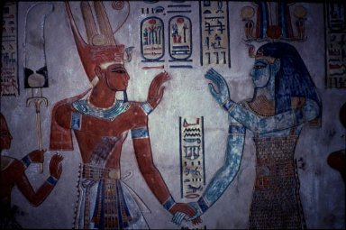 Tomb of Queen Nefertari