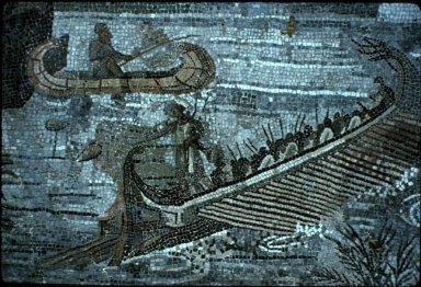 Nile Mosaic (Sanctuary of Fortuna Primigenia)