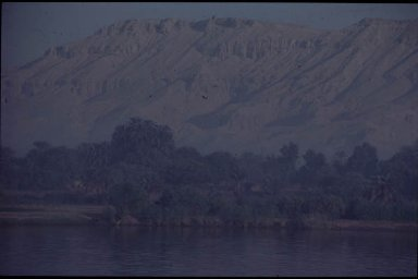 Nile River at Thebes