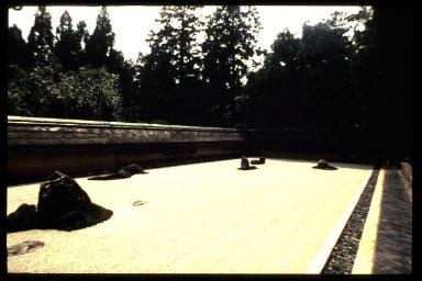Ryoan-ji Temple and Garden