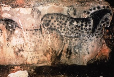 Pech Merle Cave: Spotted Horses and Negative Hand Imprints
