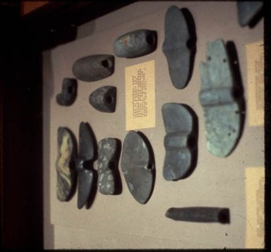 Bannerstones, Weights for Spear Throwers