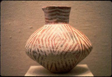 Vase: Diamond Pattern