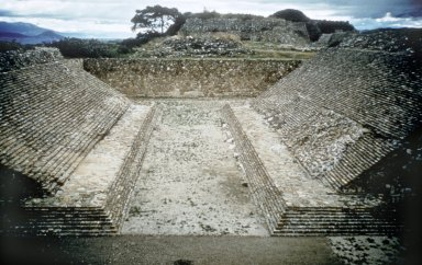 Monte Alban: Ball Court