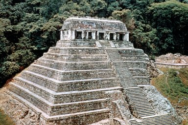 Palenque: Temple of the Inscriptions