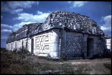Chichen Itza: Monjas (Nunnery)