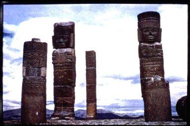 Tula: Pyramid of Quetzalcoatl