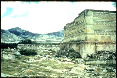 Mitla: Hall of the Columns