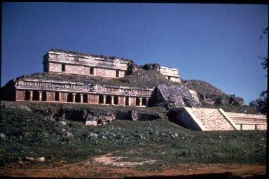 Sayil: Palace