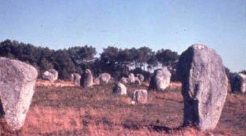 Menhir Alignments at Menec