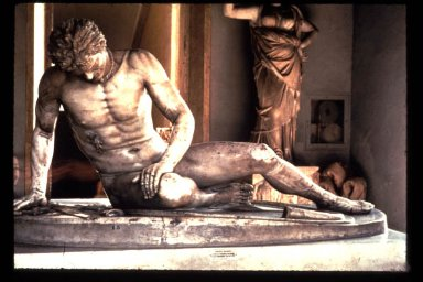 Dying Gaul from Pergamon