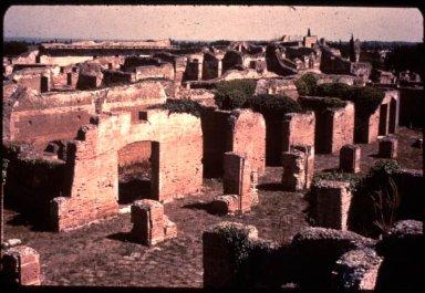 Ostia Antica: Apartment Block
