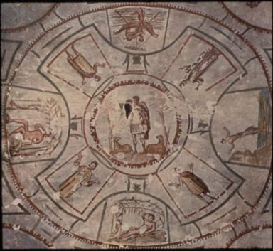 Catacomb of San Pietro e Marcellino (Saints Peter and Marcellinus)