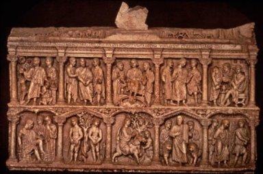 Marble Sarcophagus of Junius Bassus