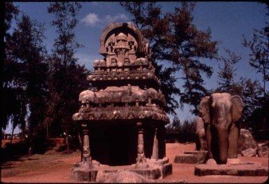 Pandava Temples (Panch Rathas): Dharmaraja Ratha