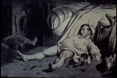 Rue Transnonain, April 15, 1834