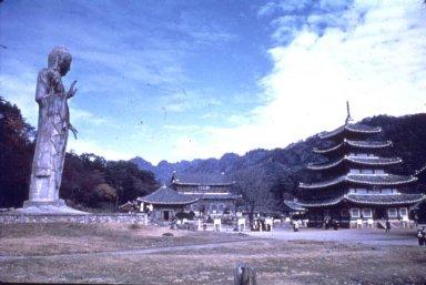 Popju-sa Temple (Bupjoo, Beopju)