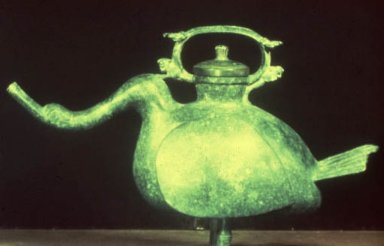 Wine Vessel: Duck Form