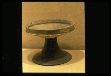 Fu: Food Vessel with Pedestal