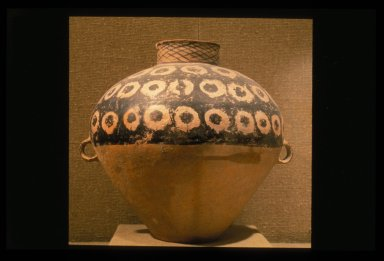 Guan (Jar): Circle Pattern