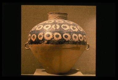 Guan (Jar): Circle Pattern