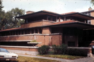 Frederick G. Robie House