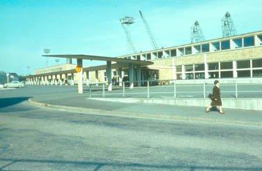 Passenger Ship Terminal