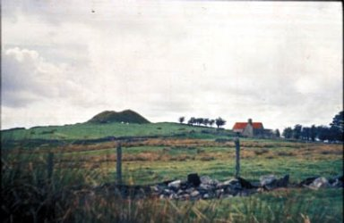 Motte in Merionethshire