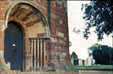 Atcham Church