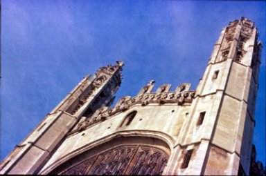 Cambridge University: Kings College