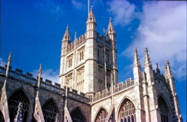 Bath Abbey Church