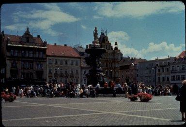 Zizkovo Namesti Square