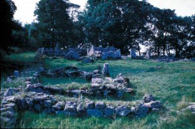 Din Lligwy Village