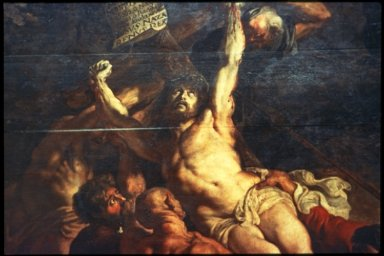 Raising of the Cross